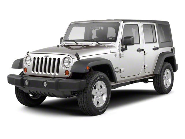 Pre-Owned 2012 Jeep Wrangler Unlimited Freedom Edition