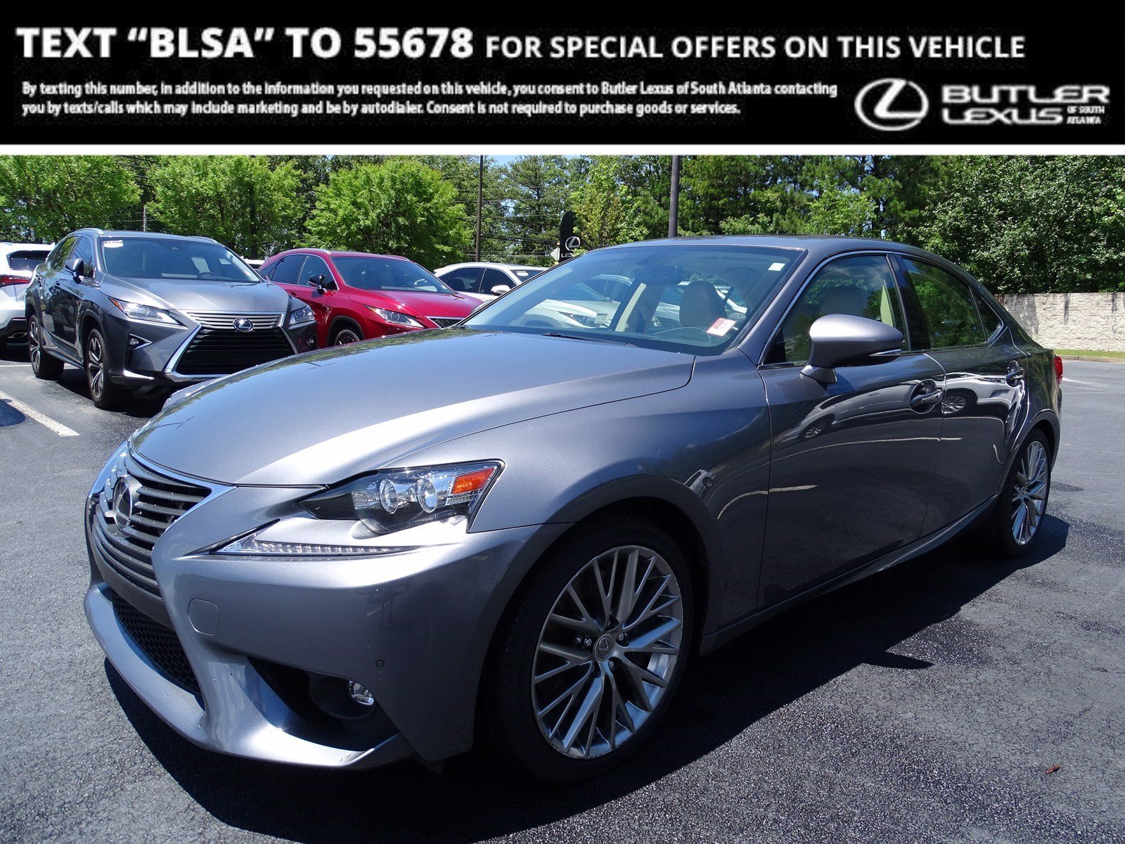 Certified Pre-Owned 2016 Lexus IS 200t 200t