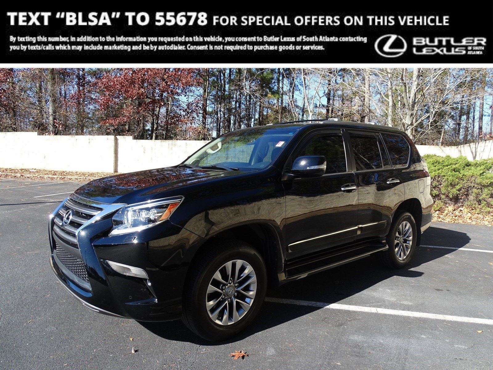Certified Pre-Owned 2014 Lexus GX 460 Luxury