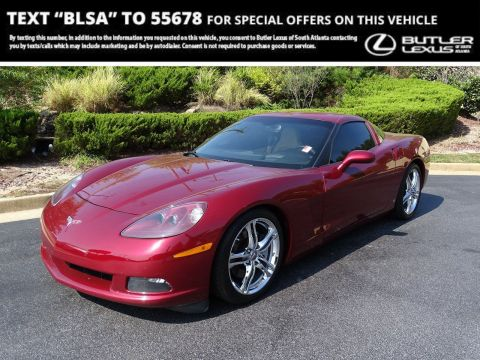 Pre-Owned 2006 Chevrolet Corvette Base