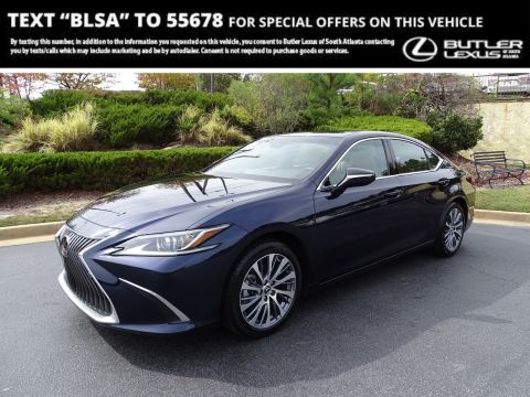 Certified Pre-Owned 2019 Lexus ES ES 350 Ultra Luxury