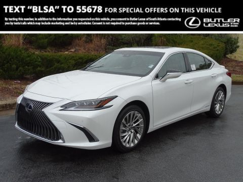 New 2019 Lexus ES 300h LUXURY ES 300h Luxury