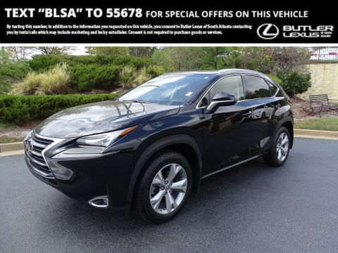 Certified Pre-Owned 2017 Lexus NX NX Turbo